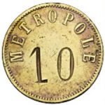 Метрополь Metropol 10