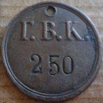 Г.В.К. 250 (городской водоканал)