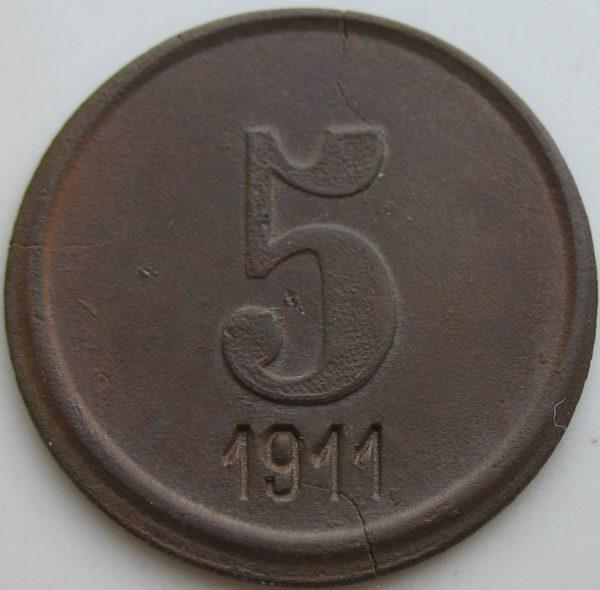 O.L-P.F.-5-1911-1